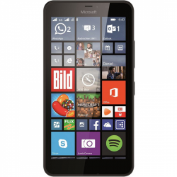 Microsoft Lumia 640 XL DS Black