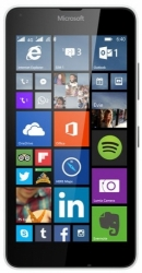 Microsoft Lumia 640 XL DS White
