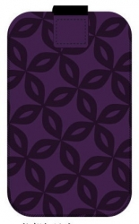 Pouzdro FRESH M CREATIVE violet (115x65x10mm)